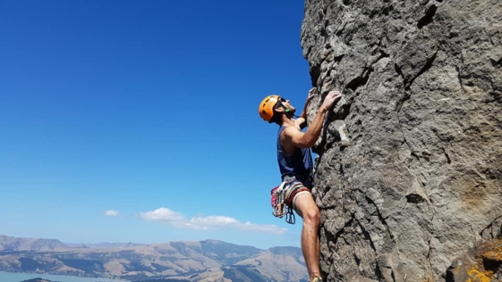 Adventure By Nature rock climbing tours